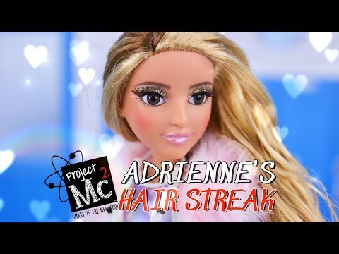 UNBOX DAILY: Project MC2 | Adrienne's Hair Streak | PLUS Science Experiment