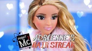 UNBOX DAILY: Project MC2 | Adrienne's Hair Streak | PLUS Science Experiment