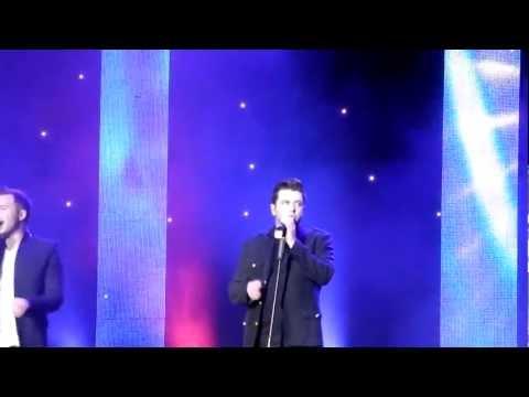 Westlife-Beautiful World(Westlife Farewell Tour Live In Shenzhen 2012)