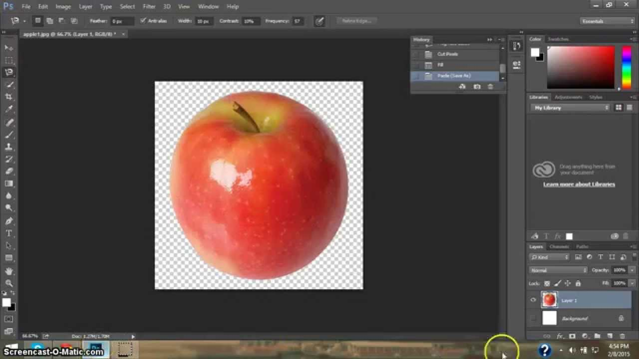 how to change png to jpg in photoshop