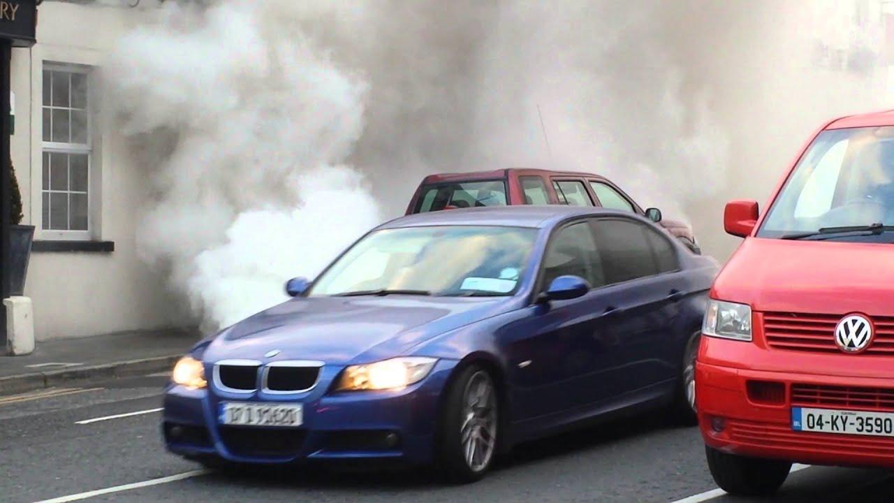 Insane Runaway Diesel