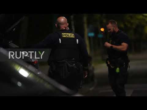 Denmark: Blast rips through tax agency in Copenhagen, injuring one