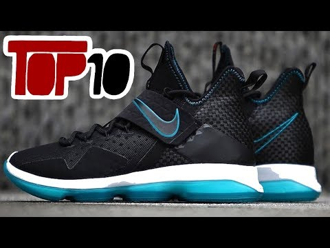 Top 10 Nike Lebron 14 Shoes Of 2017