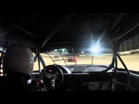 October 9 2015 Fayette County Speedway 412 In Car Hot Laps