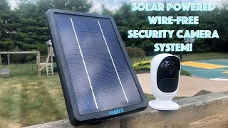 COMPLETELY WIRE-FREE SECURITY CAMERA!    Reolink Argus 2 Security Camera Review [Giveaway Closed]