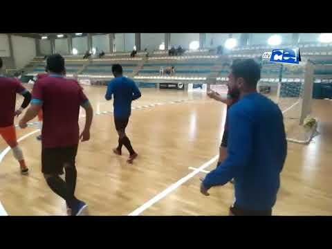 El Ceutí logra una victoria clave ante el  Santiago Futsal