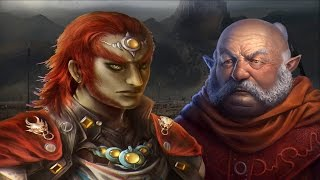Zelda Theory: Ganondorf's CURSE (War Timeline)