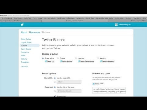 How to Create Social Networking Tags in My WordPress Blog : Facebook & Social Networking