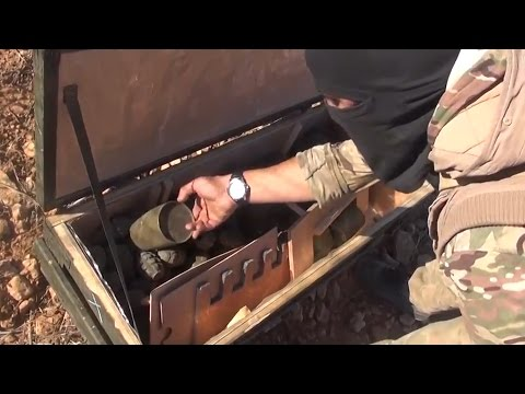 Islamic State Claim Seizure of Air-Dropped Weapons