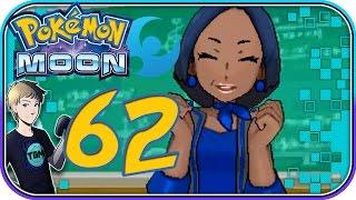 Pokemon Sun and Moon - COMPLETE POKEDEX WALKTHROUGH [100%] - Part 62: School Principal Bonus Boss