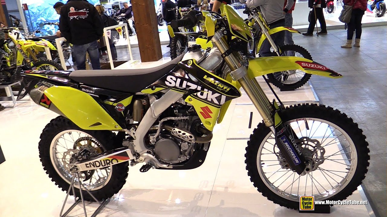 2016 suzuki rmz 250 walkaround 2015 eicma milan youtube. Black Bedroom Furniture Sets. Home Design Ideas
