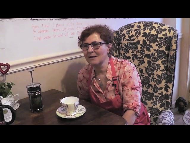 Tea Time With Lorna Open Door Episode 9