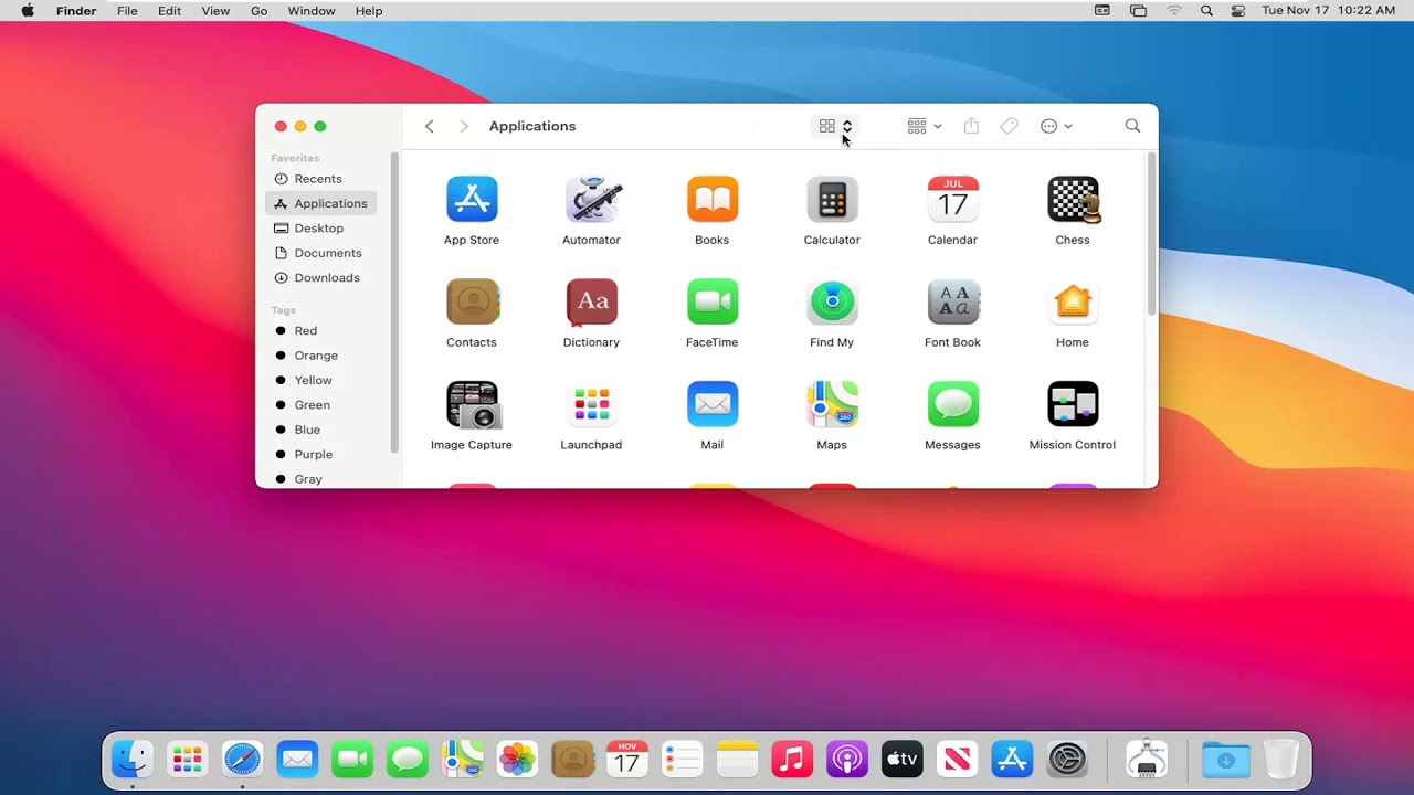 Download How To Use Finder On MacBook