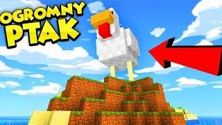 Minecraft: STWORZYŁEM OGROMNEGO PTAKA!