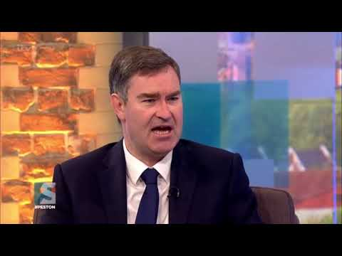 David Gauke on the Chancellor having been silenced over Brexit
