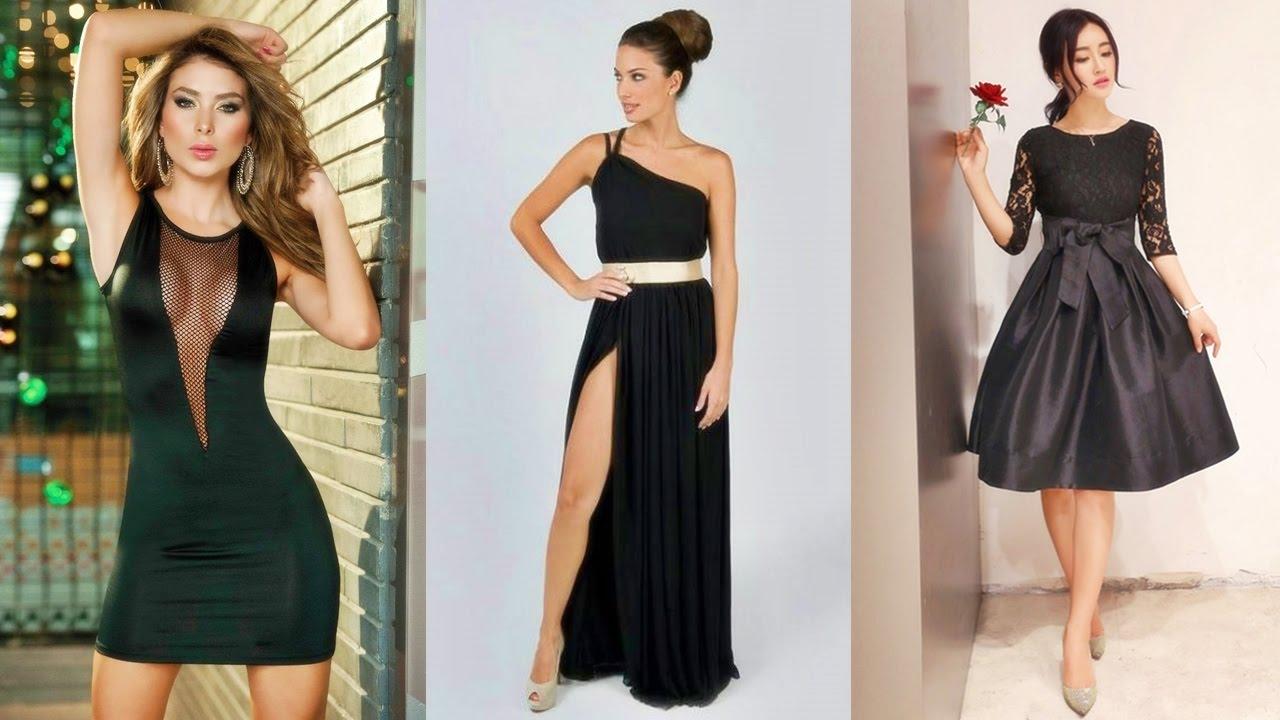 Videos de moda de vestidos de noche