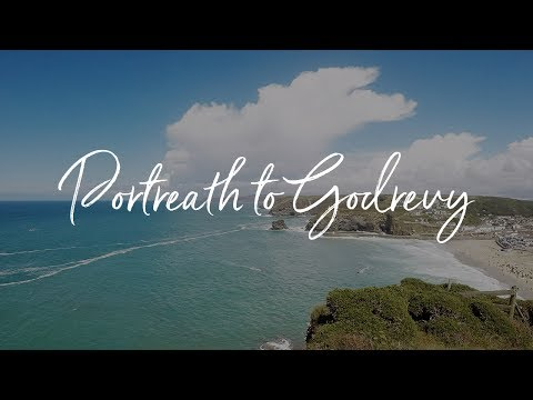Portreath to Godrevy Hike! | Cornwall Vlog | The Cornish Life