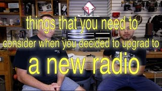 So you decided you want to upgrade your car stereo, watch this!