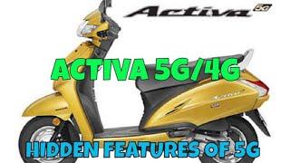ACTIVA 5G Price, specifications, fuel Economy & hidden features : Top factpedia