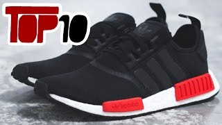 Top 10 Best Selling Shoes Of 2017