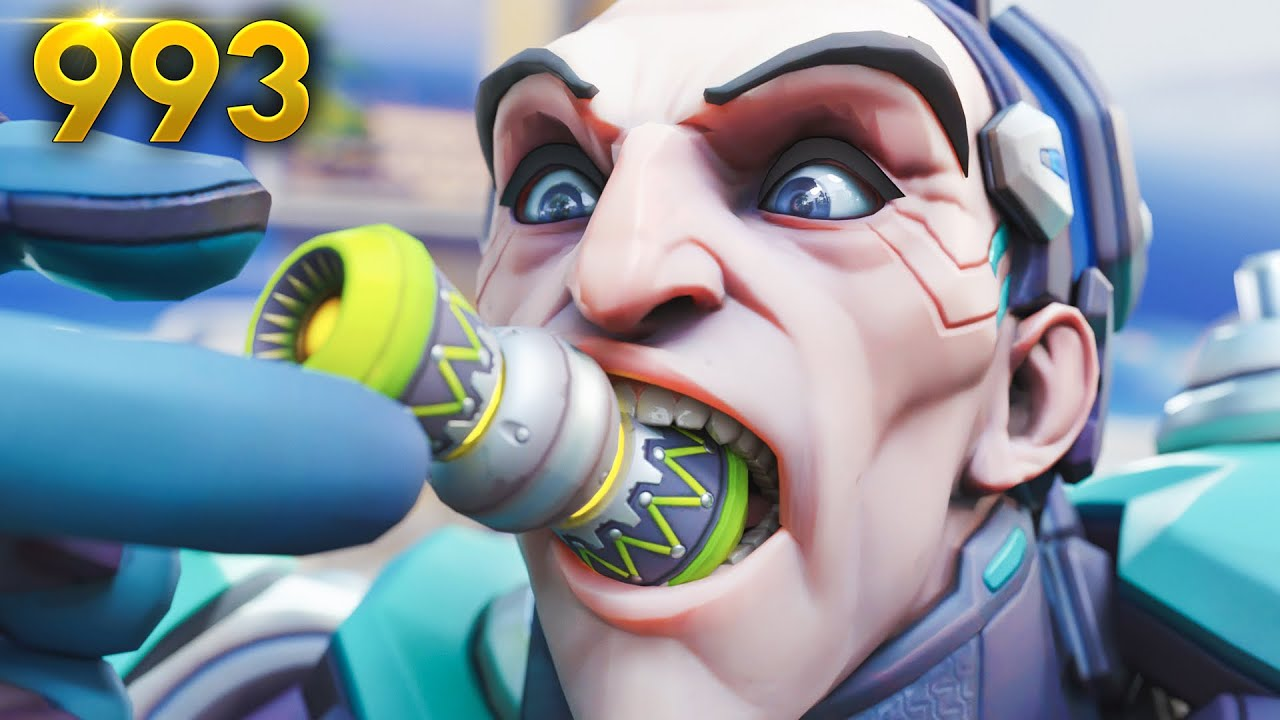 *WTF* Sigma EATING ORISA ULT!? | Overwatch Daily Moments Ep.993 (Funny and Random Moments) thumbnail