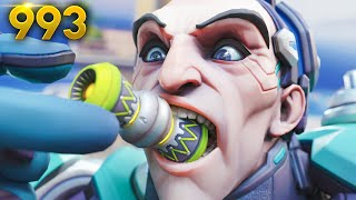 *WTF* Sigma EATING ORISA ULT!? | Overwatch Daily Moments Ep.993 (Funny and Random Moments)