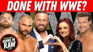 Revival, Dolph & Kanellis' OUT OF WWE? Real Reason KUSHIDA Left NJPW? Going In Raw Podcast