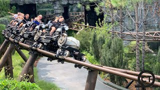 Hagrid's Magical Creatures Motorbike Adventure Review Islands Of Adventure