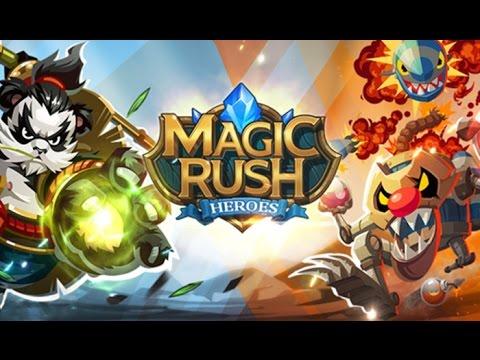 Resultado de imagen para Magic Rush: Heroes