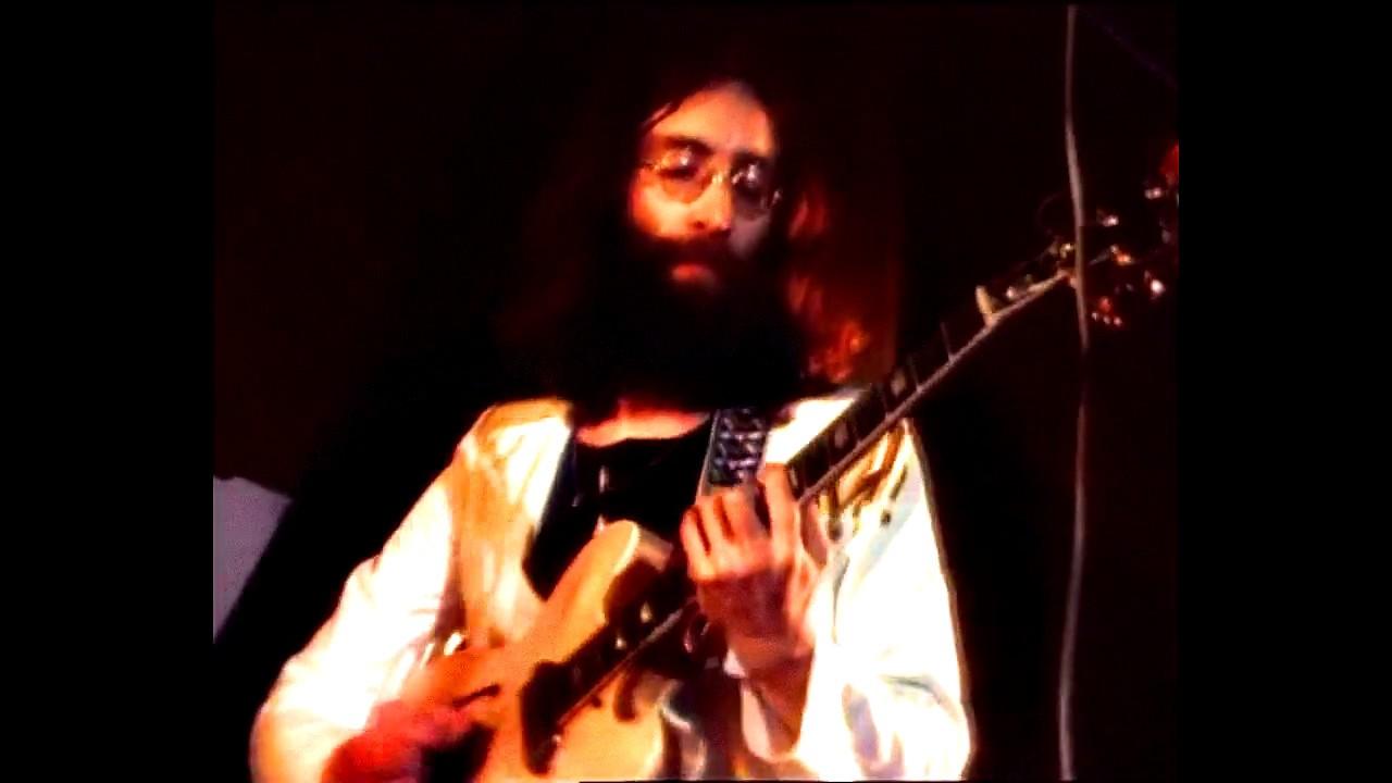 John Lennon - Money - Live in Toronto 1969 (HD) - YouTube