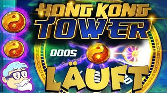 HONG KONG TOWER mit 2 Joker - Casino Professor feat. Pink Panter