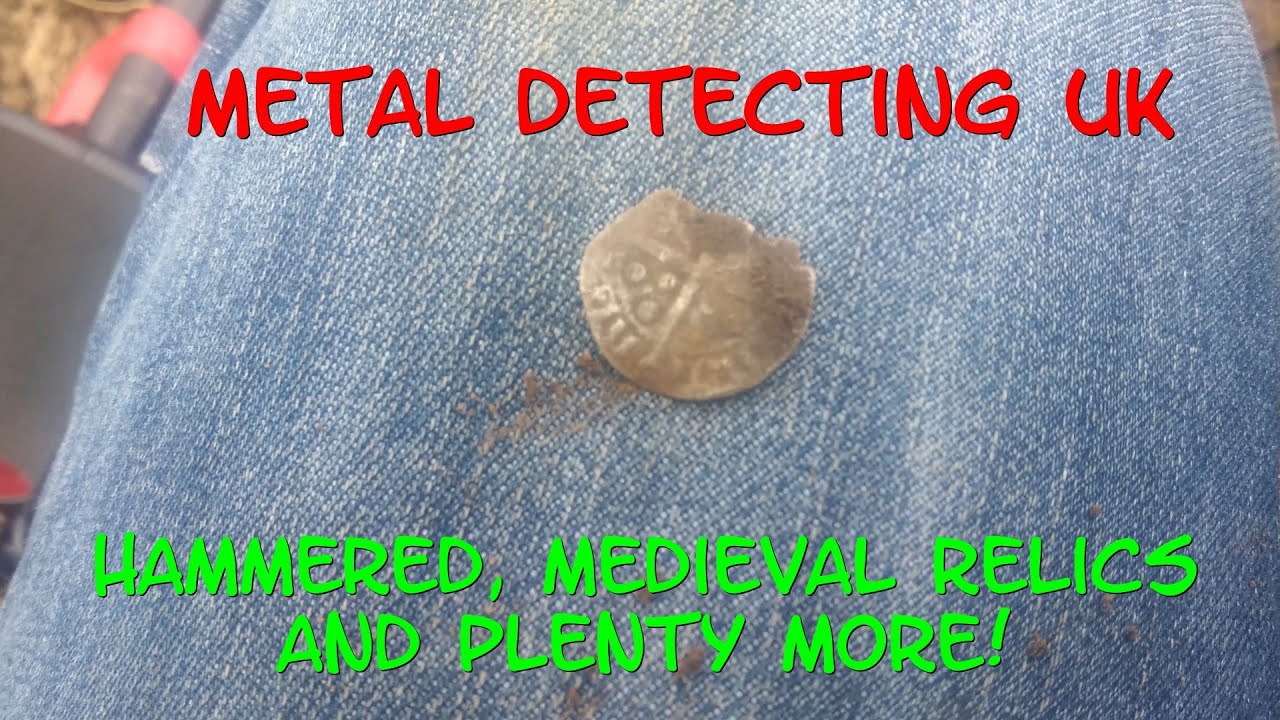 Metal Detecting UK New Permission Hammered Coins And