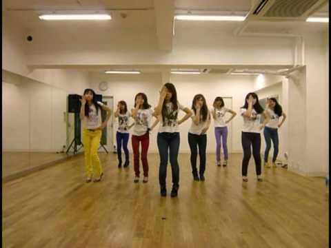 SNSD(소녀시대) Gee cover dance - 子女時代(CNSD)