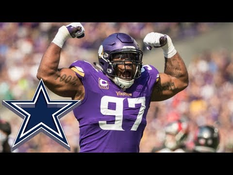 Cowboys signing former Vikings DE Everson Griffen