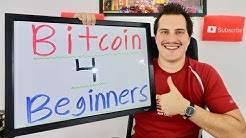 BITCOIN FOR BEGINNERS! | CRYPTOCURRENCIES FOR BEGINNERS!