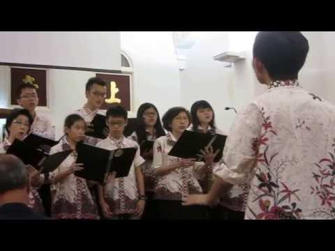 INDONESIAN CHOIR - SATU HAL YANG KU RINDU
