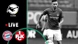 LIVE 🔴 FC Bayern Munich II vs. 1. FC Kaiserslautern | 3rd Division 2019/20 | Matchday 19