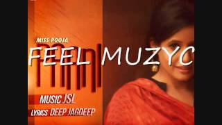 PAANI I Miss Pooja Ft. JSL I Latest Punjabi Song 2015 I Official Song