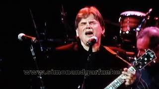 Everly Brothers LET IT BE ME from Simon and Garfunkel show in DENVER 2003