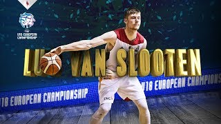 Luc Van Slooten - 2019 FIBA U18 European Championship