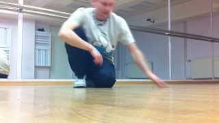 Elbow Baby Freeze Tutorial B Boy Meterek JSC Dance Academy