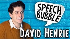 David Henrie (Wizards of Waverly Place) FULL INTERVIEW - Speech Bubble Podcast