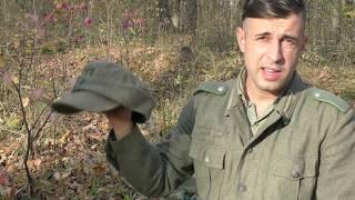 Головные уборы в Вермахте и СС. Кепи М43. / Headwear In Wehrmacht And SS