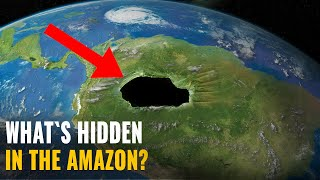 9 Most Mysterious Things Found Hidden In The Amazon Rainforest