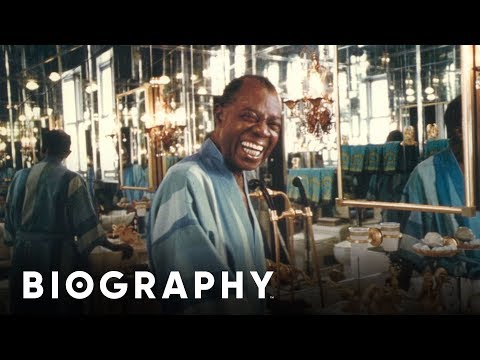 Louis Armstrong: House Tour  Biography