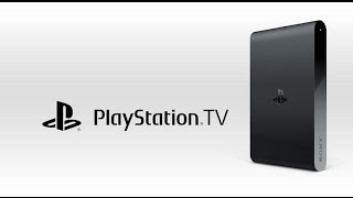 Setup PlayStation TV paso a paso...