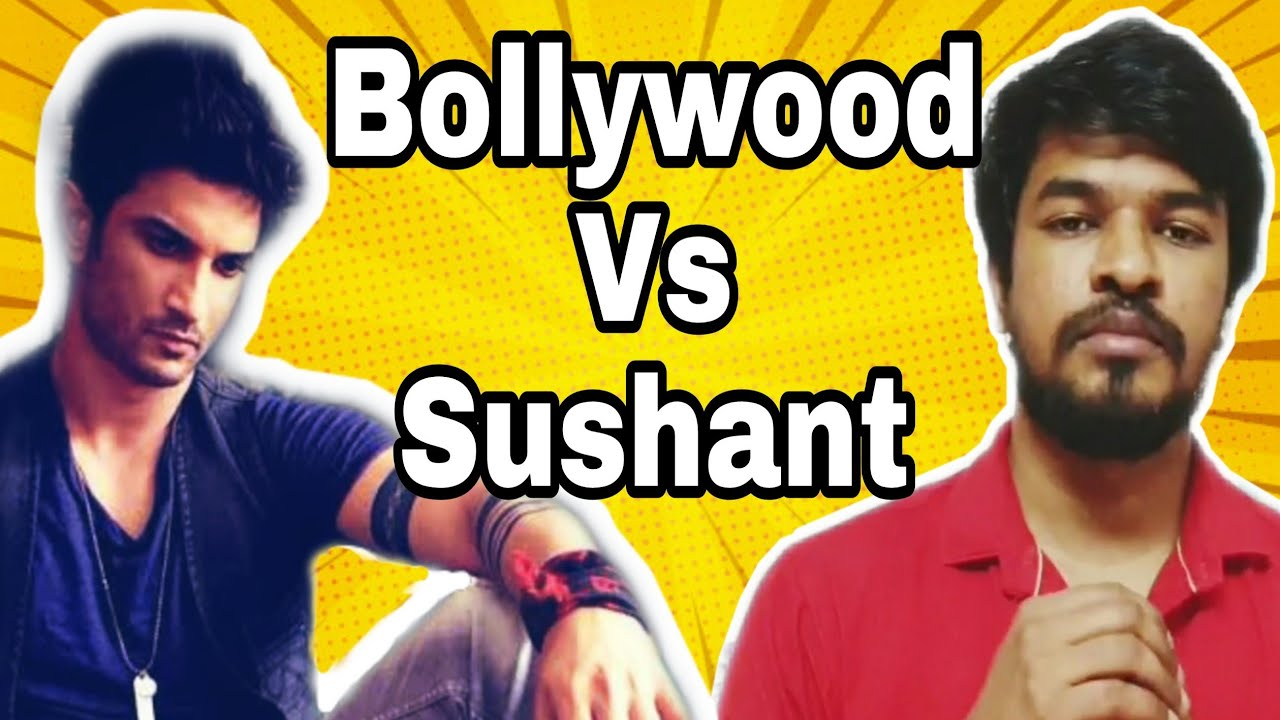 Sushant Singh Rajput vs Bollywood Nepotism | Ir Wog