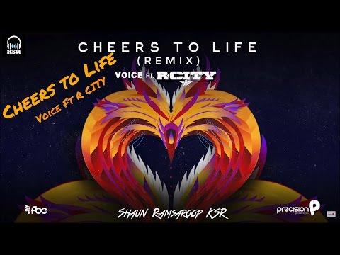 Voice Ft R City - Cheers to Life Remix - 2016 SOCA