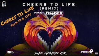 Voice Ft R City - Cheers to Life Remix - 2016 SOCA