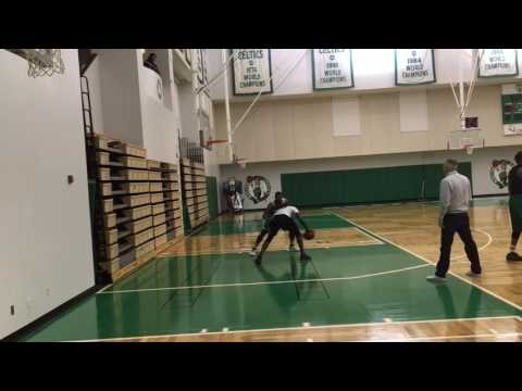 Danny Ainge gives Boston Celtics